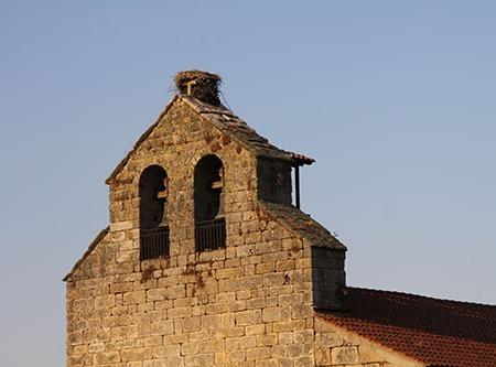 iglesia de san miguel moralina sayago