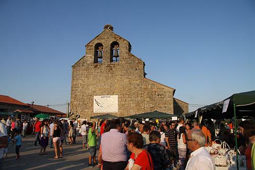 Feria artesania Moralina