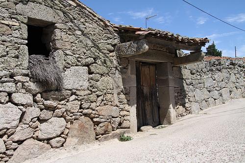 Portalada en Torregamones