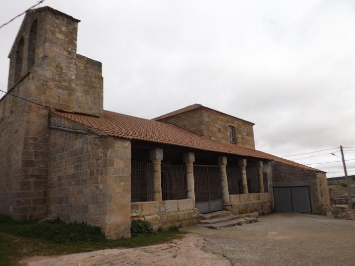 Iglesia de Sobradillo de Palomares (Claustro)