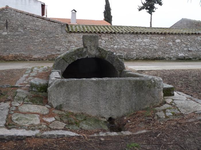 Fuente de Carbellino