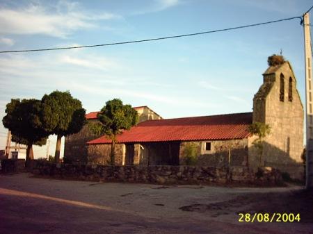 Iglesia de San Juan Bautista en la localidad zamorana de Piñuel