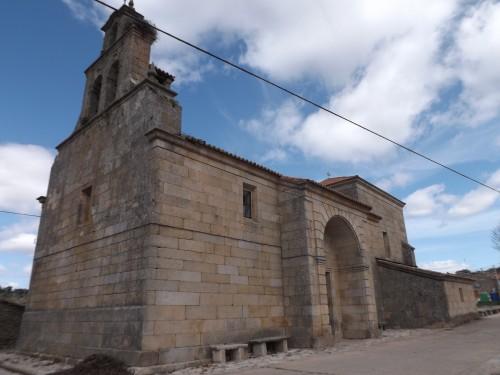 Iglesia parroquial de Fornillos de Fermoselle, Zamora