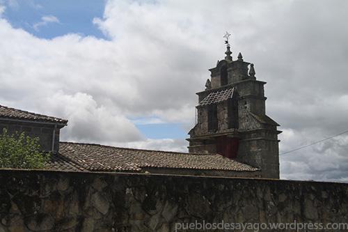 Espadaña Iglesia de San Clemente (Siglo XVI)