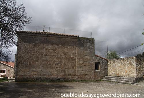 Frontón de Monumenta de Sayago