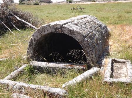 Fuente tradicional en Villamor