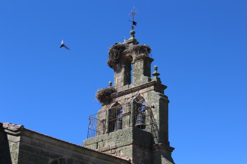 campanario de la Iglesia de Fresnadillo