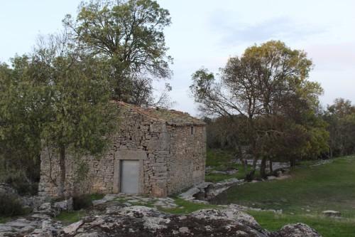 Molino Matarranas de Villamor de Cadozos en la comarca de Sayago, Zamora