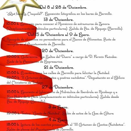 programa la mayuela bermillo navidad 2014 2015