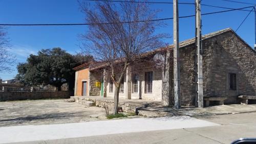 Antiguas escuelas de Palazuelo de Sayago