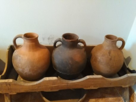 Pieza de cerámica de Carbellino. Foto de María Belén Moralejo