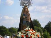 Virgen del Castillo / Fotos de Andrés Díez