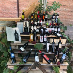 Vinos de la DO Arribes presentes en al cata / Fuente: Secretaría de la DO Arribes