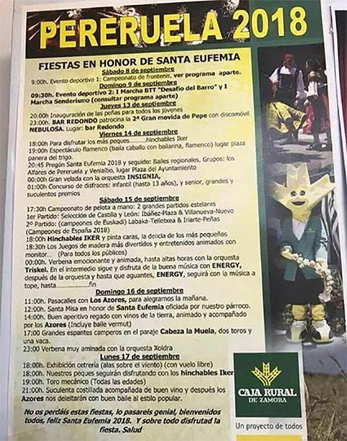 pereruela-fiestas-2018