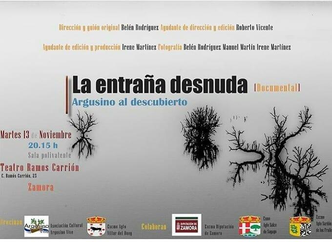 Documental sobre el pueblo de Argusino, Zamora