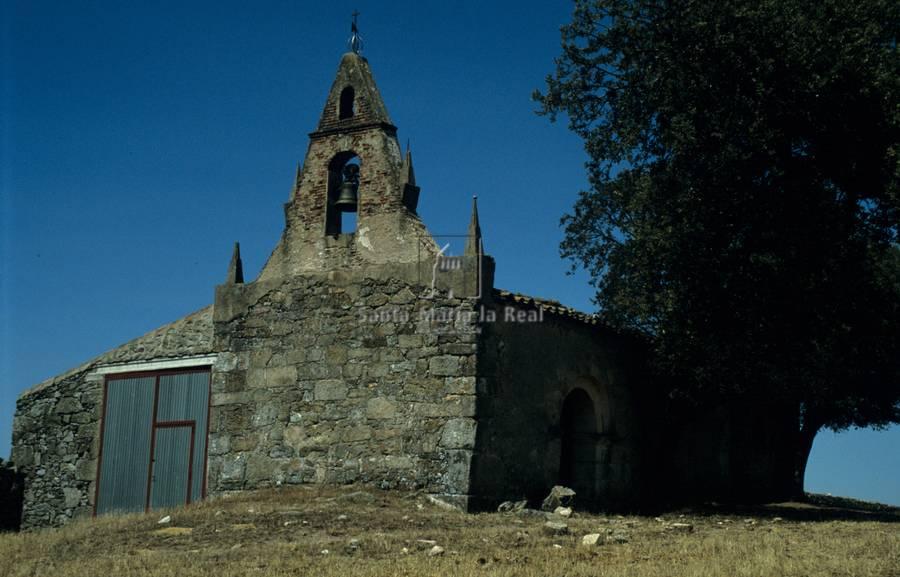 Iglesia de Torremut en Alfaraz de Sayago, Zamora