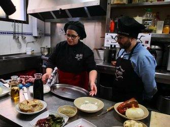 Cocinando ternera sayaguesa en ¡A la Zamorana!