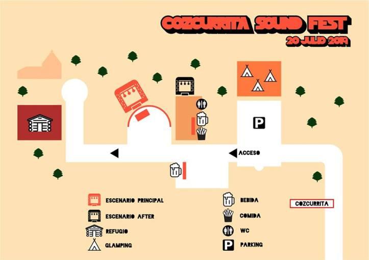 cozcurrita sound festival