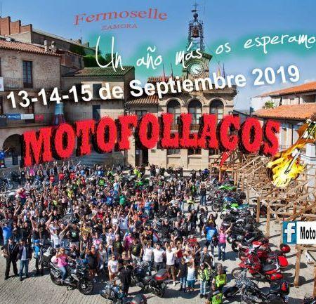"""Cartel concentración motera """"Motofollacos 2019"""""""