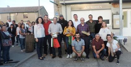 Ganadores del X Concurso de Vinos Caseros de la DO Arribes