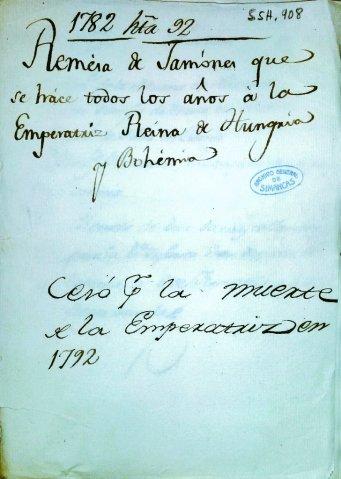 Fuente: José María Burrieza, archivo de Simancas