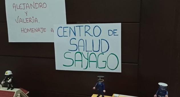 video homenaje centro de salud sayago, zamora