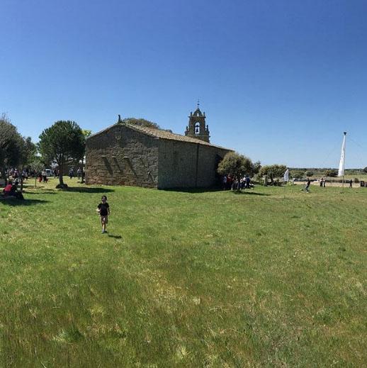 Romería del Lunes de Pascua de Resurrección en la Ermita de Fernandiel de Muga de Sayago (Zamora)