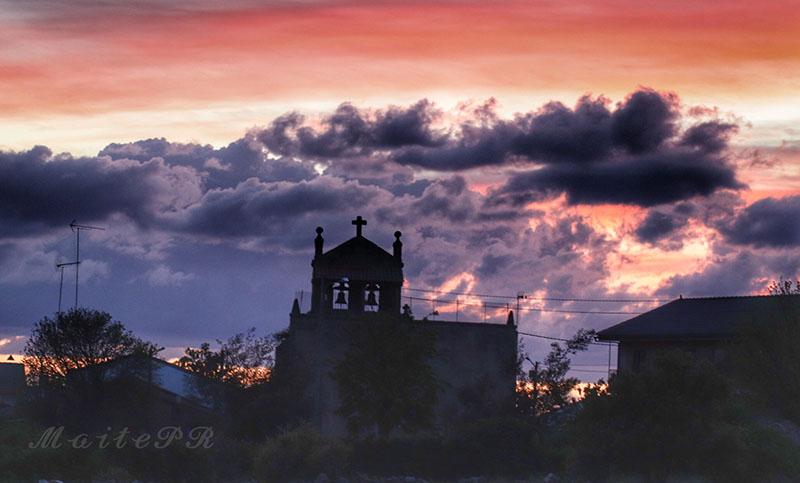Iglesia de San Miguel Arcángel, Zafara de Sayago, Zamora