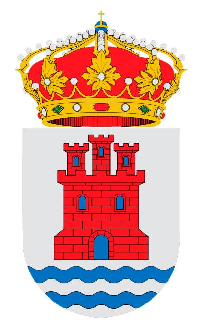 escudo del ayuntamiento de fermoselle, provincia de Zamora