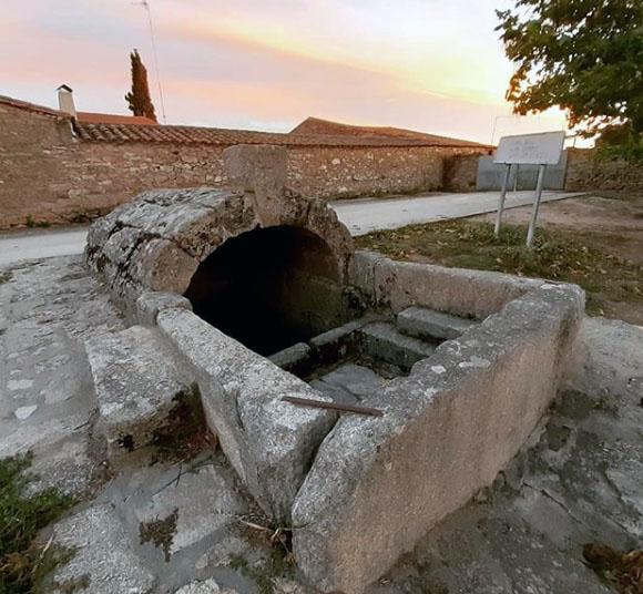 fuente nueva de carbellino, pueblo en la comarca de Sayago, Zamora