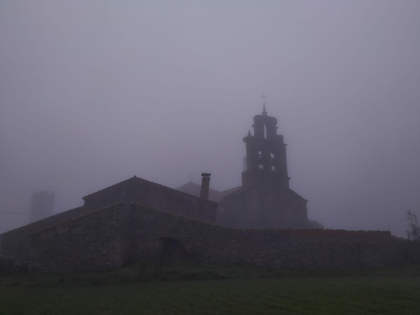 niebla en Gáname de sayago