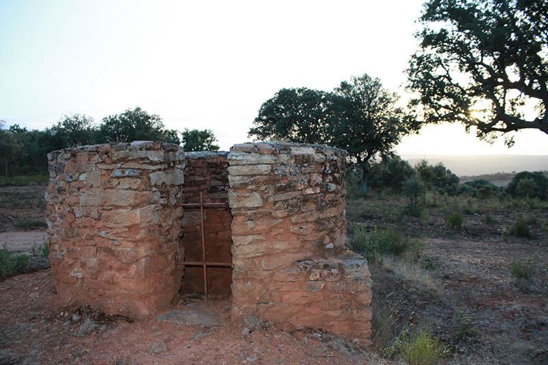 Uno de los hornos de Rieta la Encina / Foto: pueblosdesayago.com